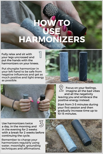 how-to-use-shungite-harmonizers-shungite-healing-rods