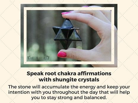 shungite-root-chakra-balancing
