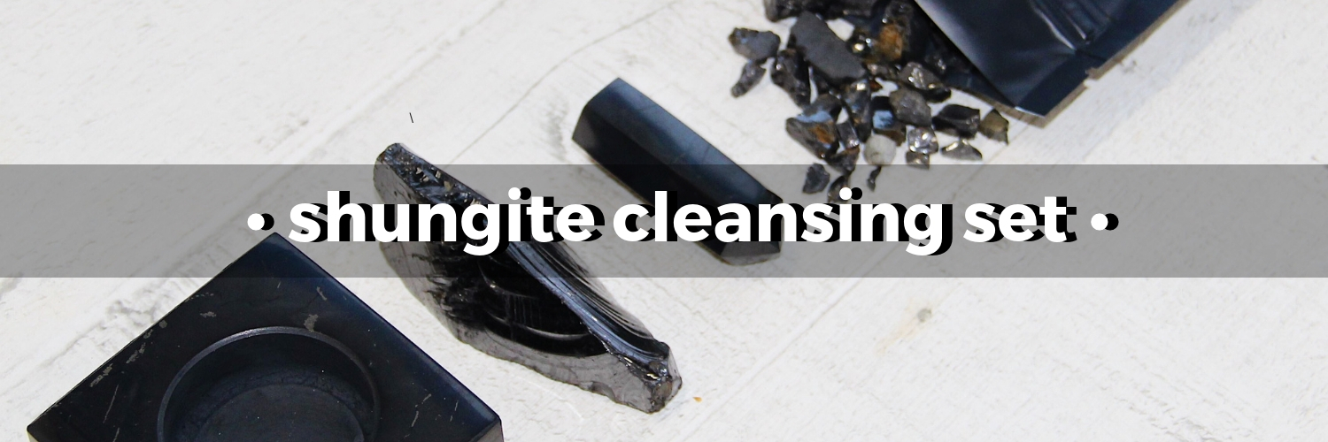 how-to-cleanse-crystals-with-shungite