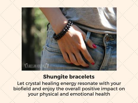 shungite-root-chakra-bracelets