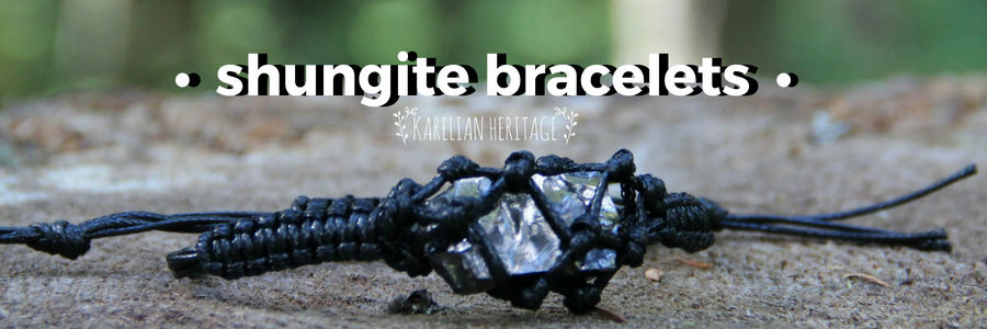 handmade-shungite-bracelets-for-protection
