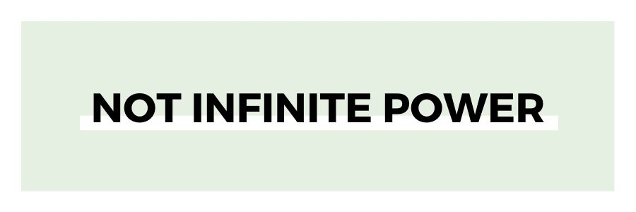 not-infinite-power