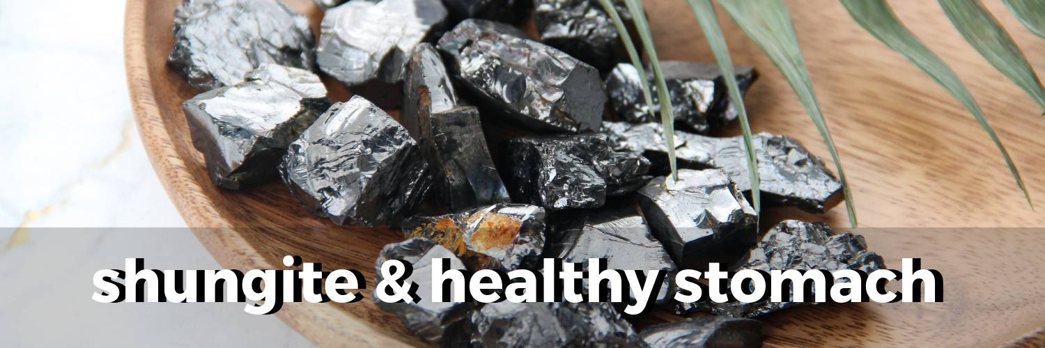 shungite-and-healthy-stomach