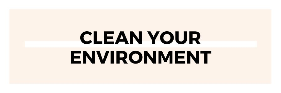 clean-your-environment