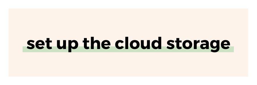 set-up-cloud-storage