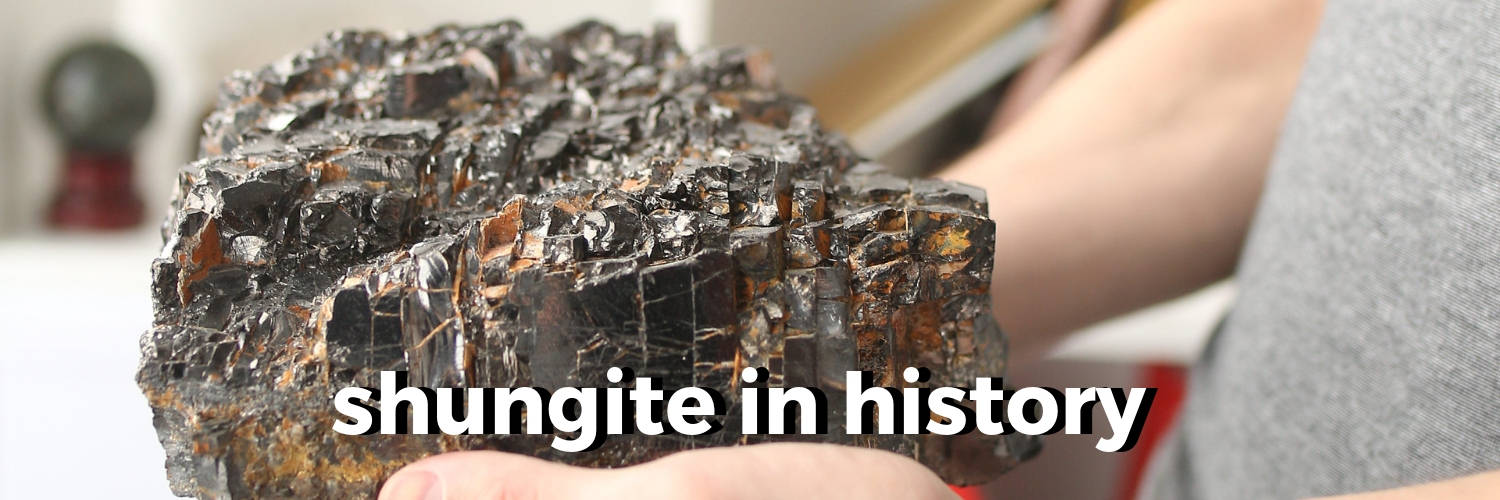 shungite-use-in-history
