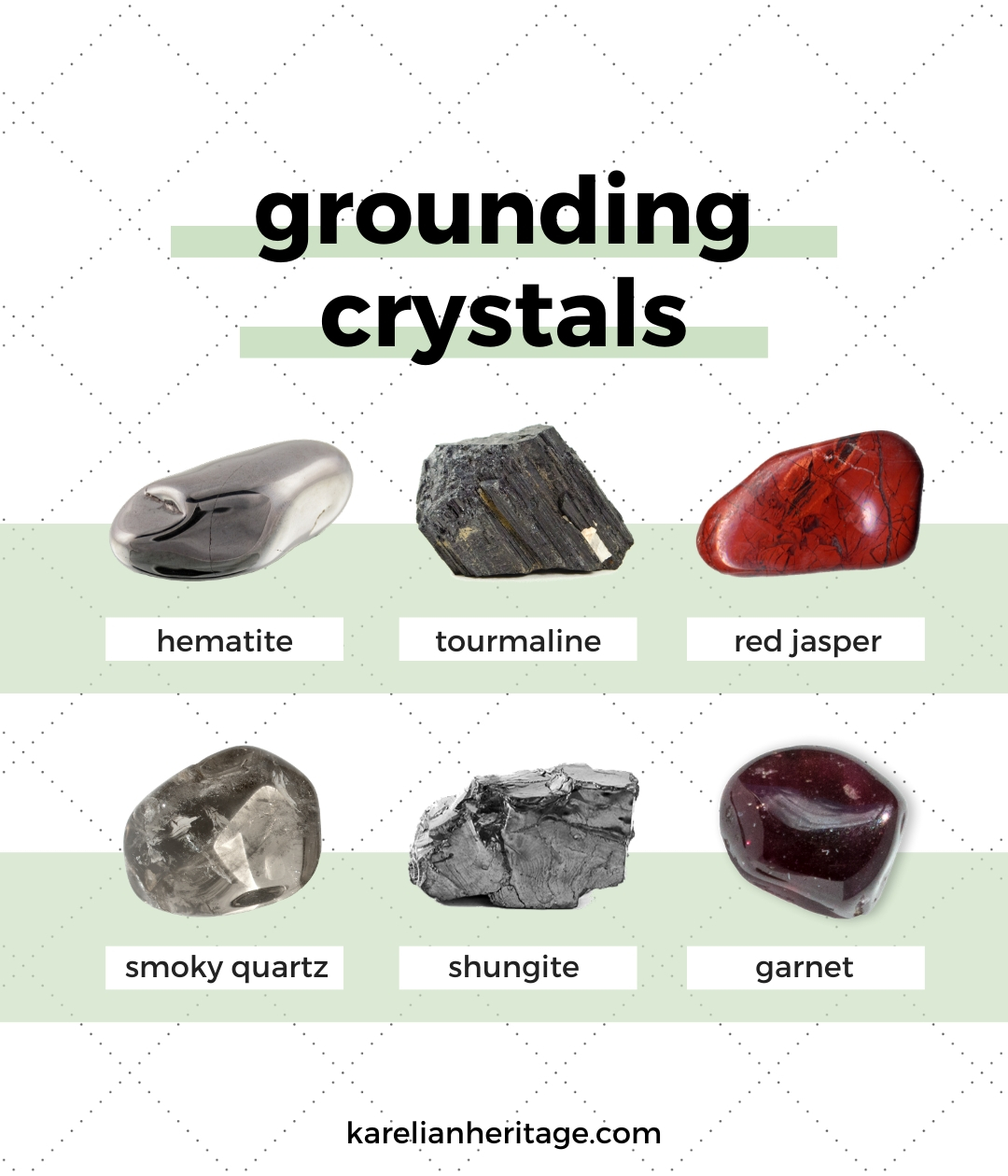 grounding-crystals