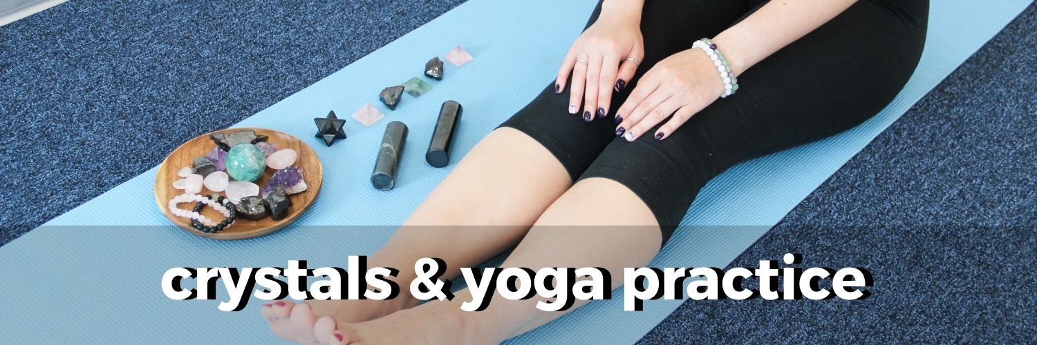 crystals-and-yoga-practice
