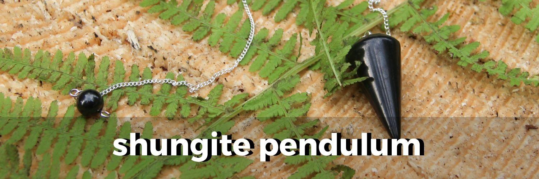 shungite-pendulum