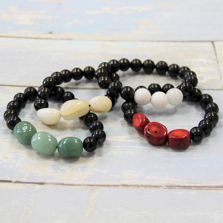 shungite-stone-bracelet-handmade-mineral-jewelry