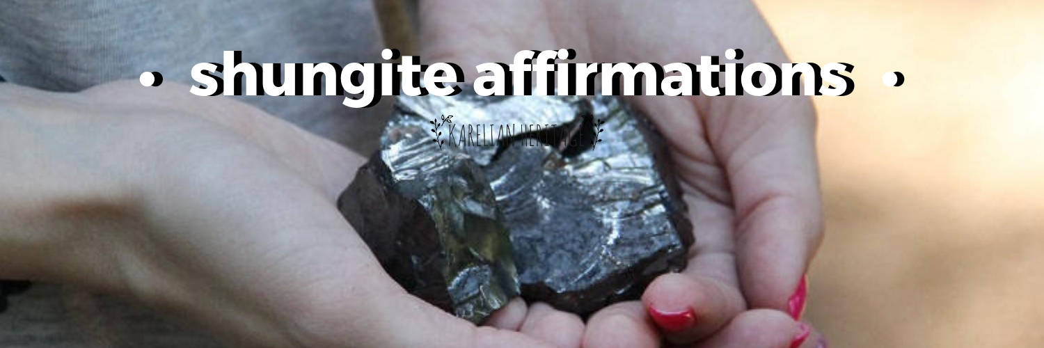 affirmations-for-meditation-with-shungite