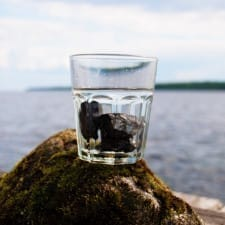 Shungite Water: Purification, Detoxification and Healing