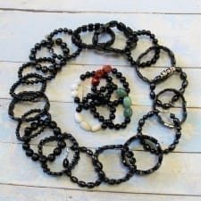 Shungite Bracelets from Russia to Look Stylish and Feel Protected