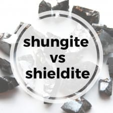 Shungite vs Shieldite: What is the Difference?