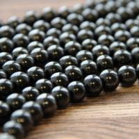Shungite round beads wholesale set 500 pieces 8 mm