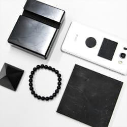 Comprehensive EMF and 5G Protection Shungite Set