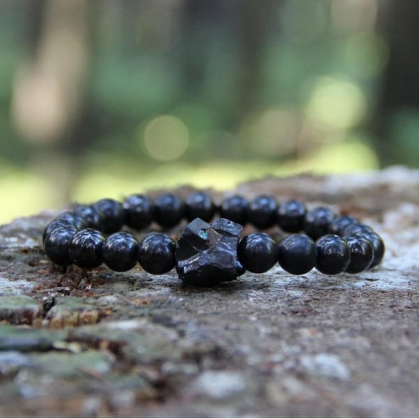 Elite shungite crystal bracelet