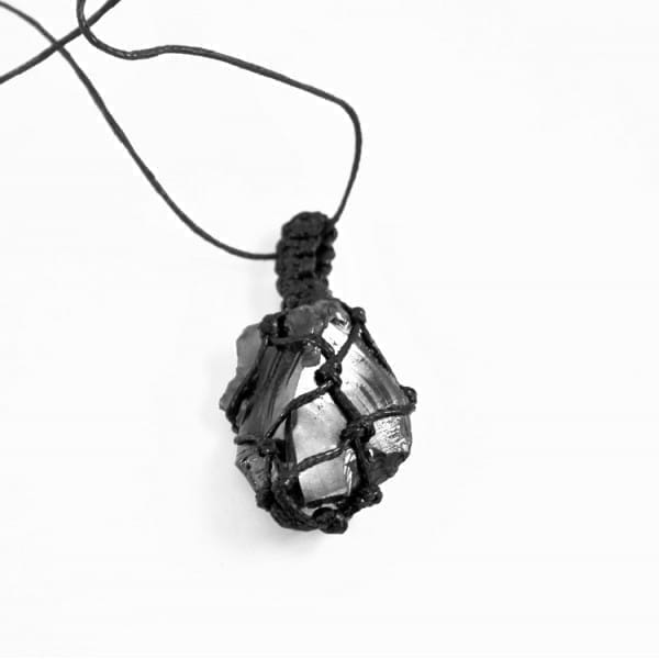 Elite shungite pendant (wrapped)