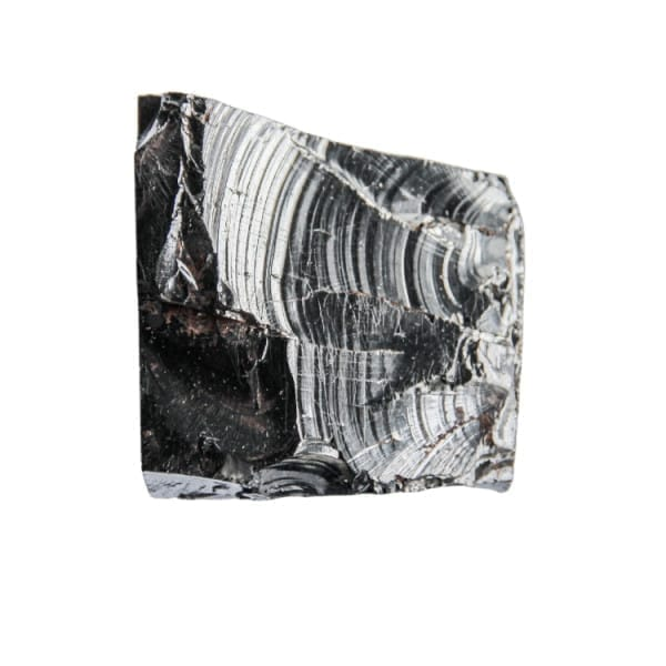 Elite shungite mineral nugget for crafting 129 grams