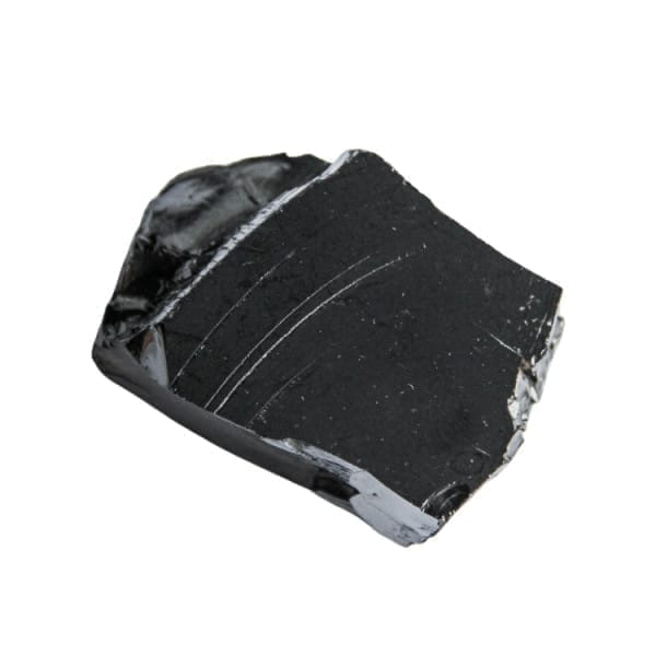 Raw genuine Elite shungite crystal from Russia 150 grams