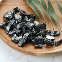Elite shungite stones 50 grams (3-5 grams each)