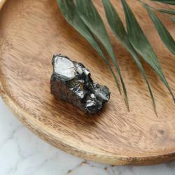 Elite shungite stone of 5-15 grams (0,01-0,033 lb)