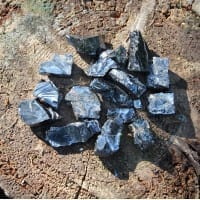Elite Shungite Stones 100 grams (15-30 grams each)
