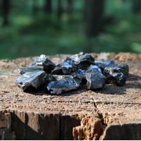 Elite Shungite Stones 200 grams ( 15-30 grams each)