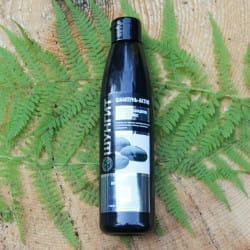 Shungite active shampoo against hair loss with Hydrated Silica (330 ml)