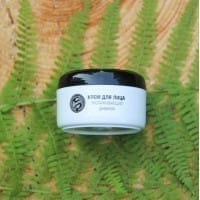 Shungite facial day cream with a rejuvenating effect for tired skin (100 ml)