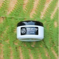 Shungite facial night cream with a rejuvenating effect for tired skin (100 ml)
