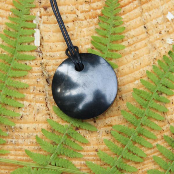 """Shungite pendant """"Karelian Miracle"""""""