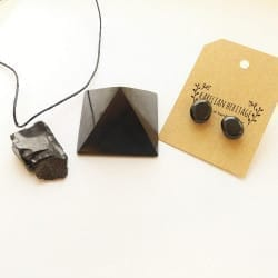 Shungite daily personal protection set