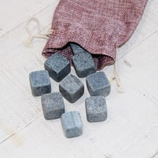 Why are whiskey stones the most efficient way to chill your drinks?