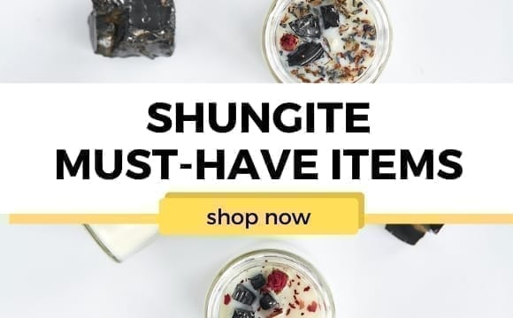 Shungite must-have items for home