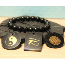 Sacred Energy Signs Shungite Protection Set