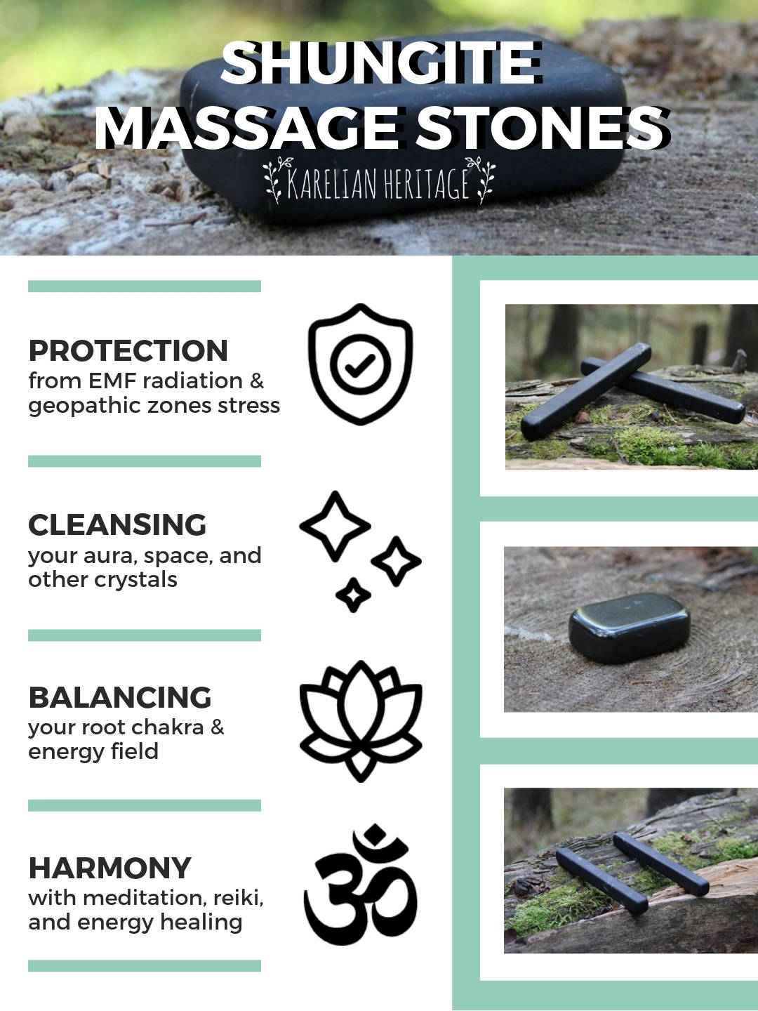 shungite-massage-stones