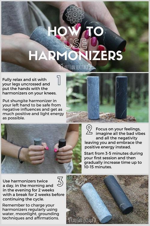 how-to-use-shungite-harmonizers